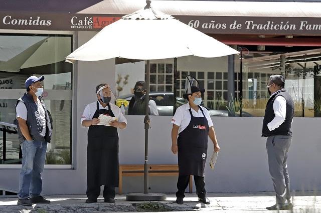 Por el Covid, 120 restaurantes cerrarán todo el 2020 en Puebla