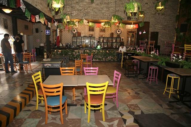 En restaurantes de Puebla sólo comida para llevar, hoy miércoles