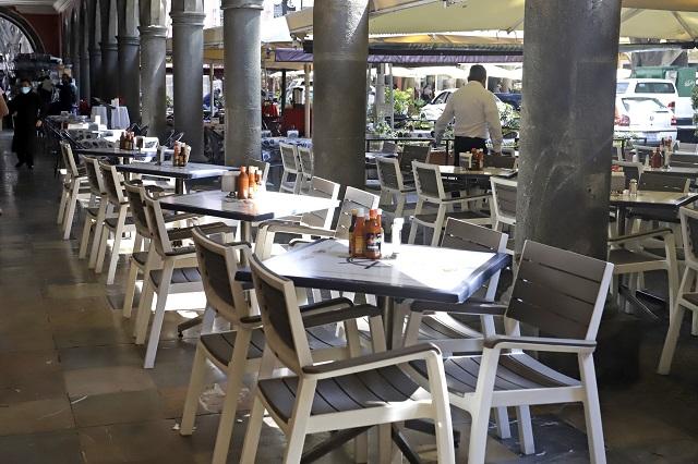 A quiebra 100 restaurantes si reabren después del 15 de junio