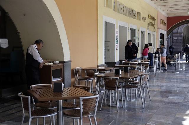 Presencia de Covid-19 afecta a restaurantes; 15 cerraron ya