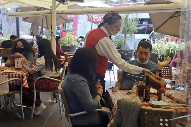 Exhorta Concamin a Barbosa a valorar operación de restaurantes