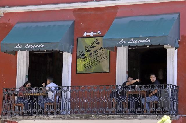 Reapertura gradual beneficia a 470 restaurantes en Puebla