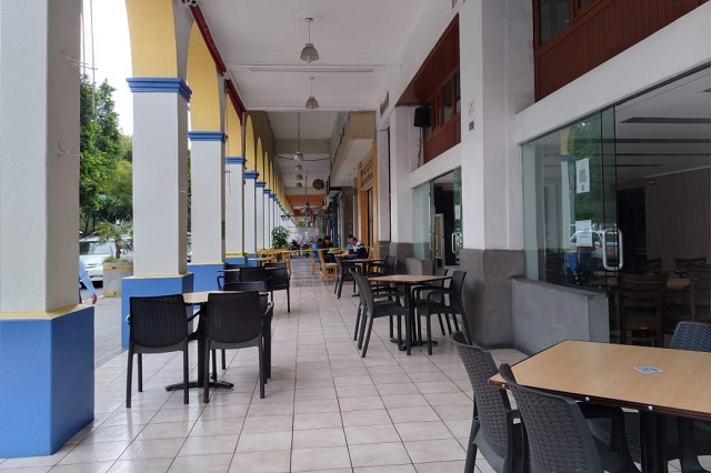 Cae productividad restaurantera en Tehuacán en un 90%
