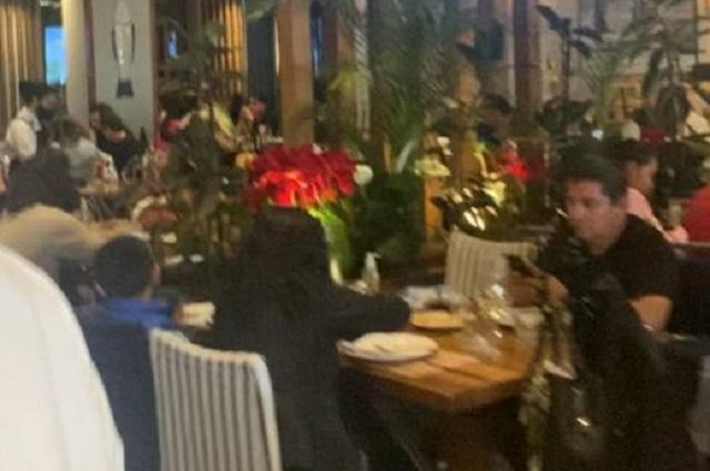 Restaurantes de Angelópolis no respetan decreto estatal