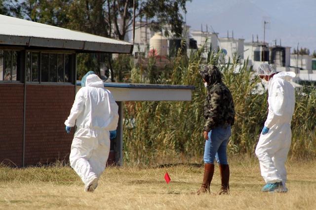 Aparecen más huesos humanos en el Icatep de Mayorazgo
