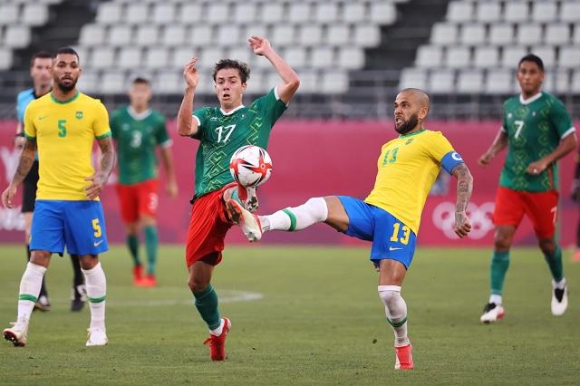 Brasil derrota a México en penales y disputará el oro en Tokio