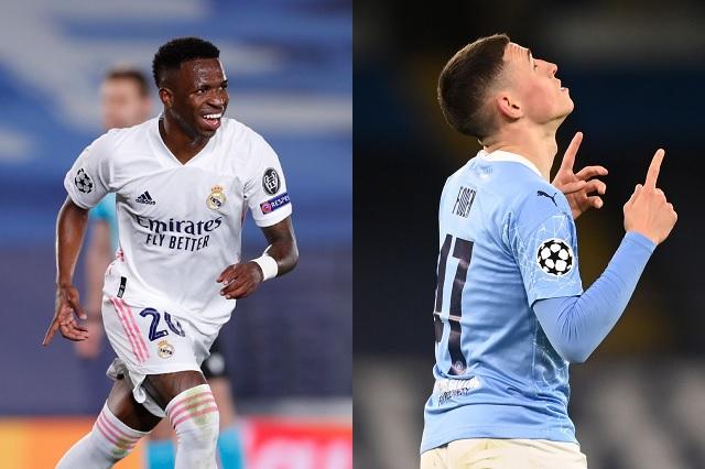 Real Madrid y Man City dan el primer paso rumbo a semis de Champions