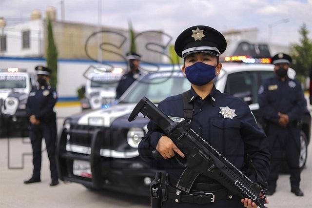 Detuvo SSC en Puebla a 90 probables delincuentes