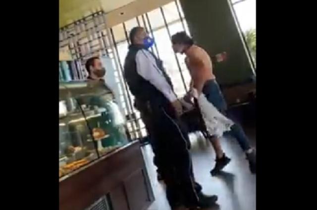 Boxeador profesional reta a 'Lord Pantera' a subirse al ring con él