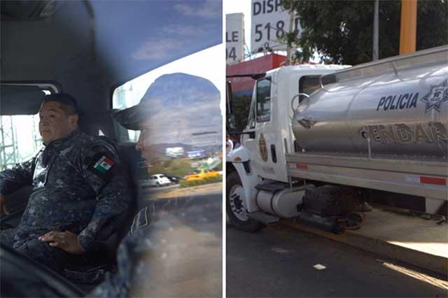 Continúan bloqueos y retenes de la CNTE en Oaxaca