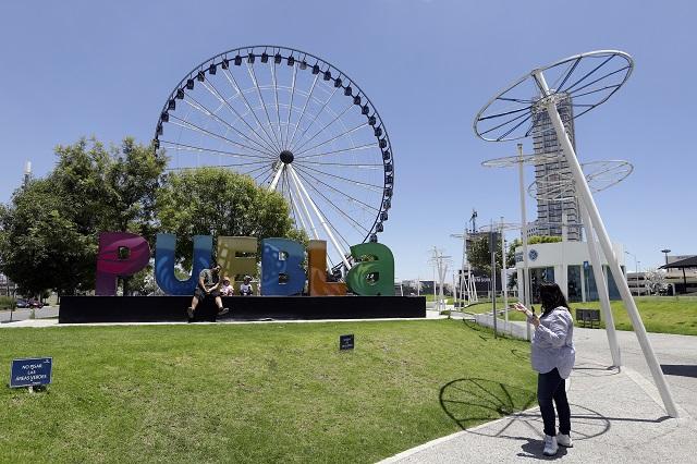 Atraerá más visitas la Estrella de Puebla en San Francisco: Turismo