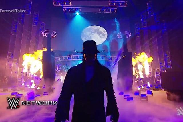 El adiós de un grande: así fue el retiro de Undertaker en WWE
