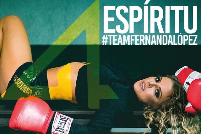 Revelan las lesiones que sufrió Fernanda López en Reto 4 Elementos