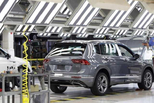 Retomará Volkswagen su producción tras paros técnicos