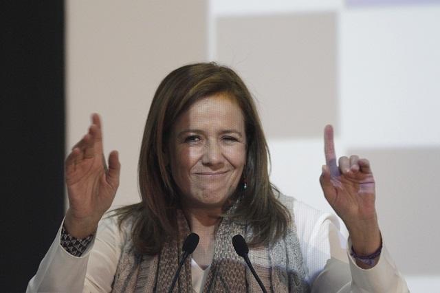 Arroparan a Margarita Zavala panistas opositores a RMV