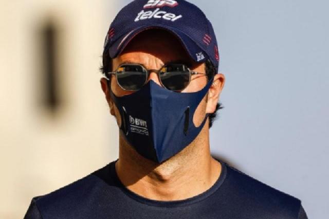 Coronavirus podría aplazar el debut de 'Checo' Pérez con Red Bull