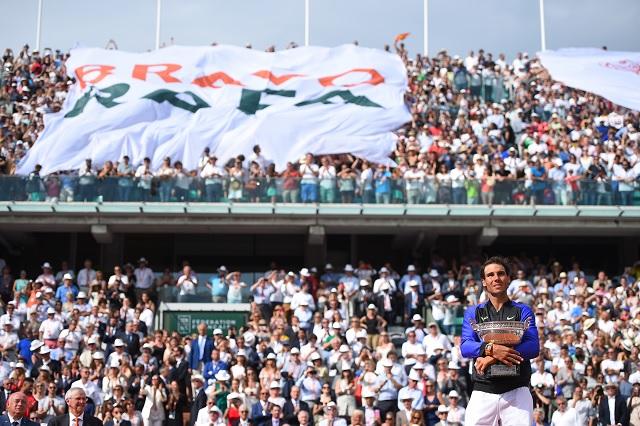 Hacen oficial el retraso del Roland Garros para finales de mayo