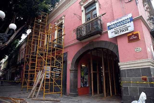 Puebla puede acceder a fondos de la Unesco para el Centro Histórico