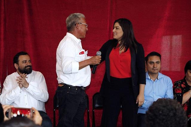 Se reúne Rivera con la Asociación de Fraccionamientos de Puebla
