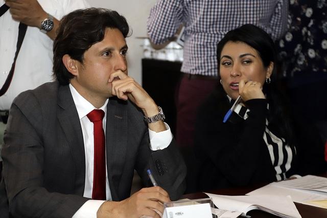 José Juan acusa sabotaje de diputados, dirigido por Biestro
