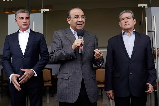 'Hay condiciones para comicios tranquilos en México': Navarrete Prida