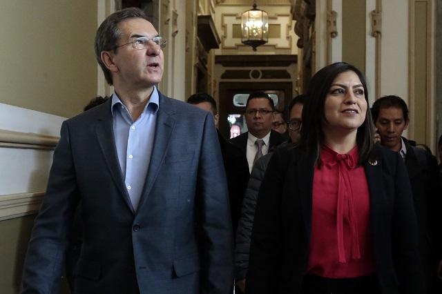 SEP federal se ubicará afuera de la capital, dice Moctezuma
