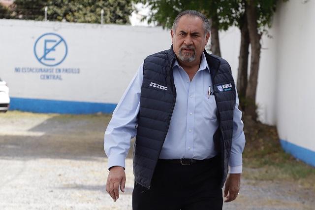 Dejo la dirigencia porque Cárdenas atropelló a los panistas: Escobedo