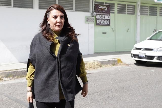 Exige Verónica Sobrado informe final del caso Moreno Valle