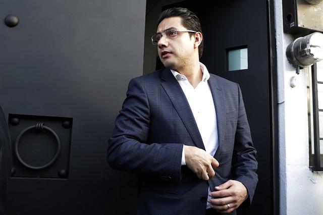 Auditan gestión de Jesús Giles al frente del PAN de Puebla