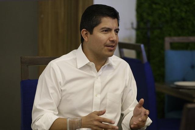 Fui víctima del espionaje de RMV, afirma Eduardo Rivera