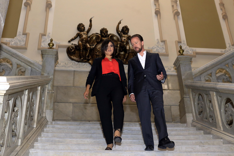 Intervendrá Rivera para armar presupuesto 2019 de la capital