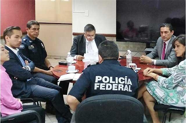 Policía federal protegerá traslado de recursos de Prospera