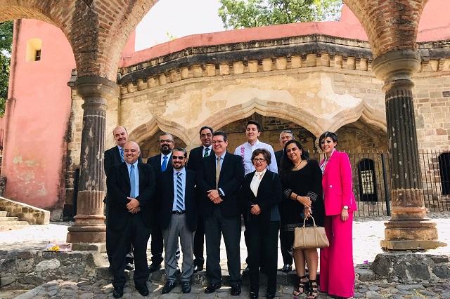 Participa Puebla en Reunión Regional Ordinaria de Contralores México