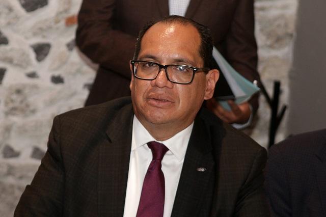Constructores poblanos cuestionan motivos de la renuncia de Urzúa