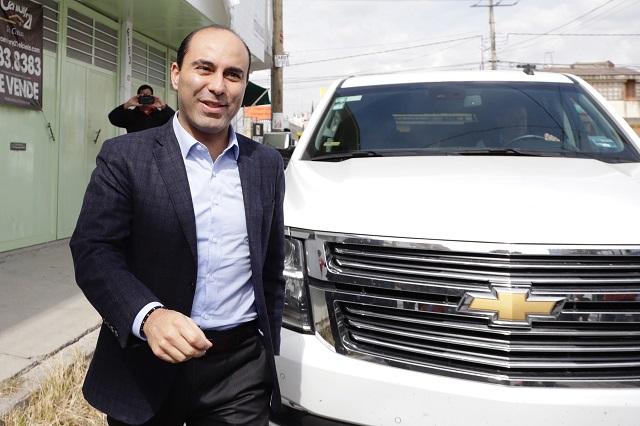 Por irregularidades en Cessa investigan a Jorge Aguilar Chedraui