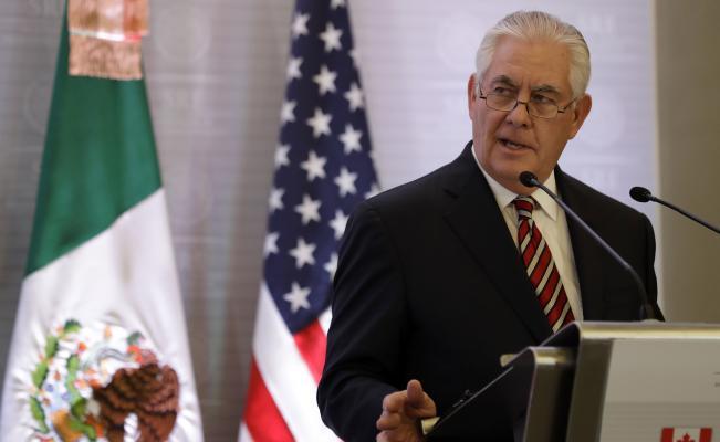 Tillerson pide que México vigile que no haya injerencia rusa en elecciones