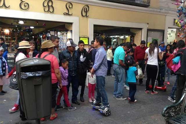 Piden tabletas, hoverboards y videojuegos a los Reyes Magos en Puebla