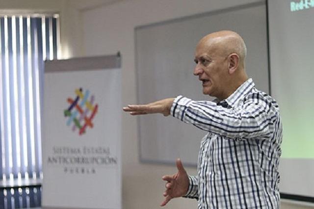 Sale Reyes Pacheco del Sistema Estatal Anticorrupción