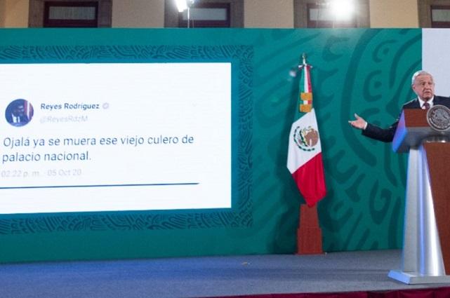 Magistrado refuta a AMLO por mostrar tuit falso en 'mañanera'