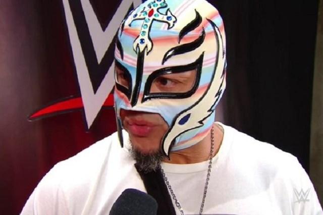 WWE prepara ceremonia de retiro para Rey Mysterio tras accidente
