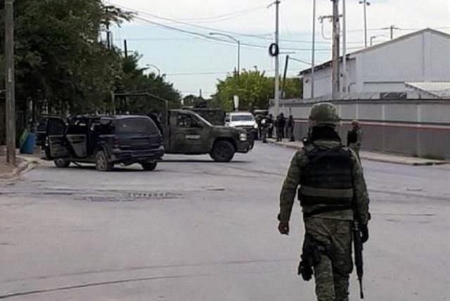 Viacrucis en Reynosa termina por balacera y deja saldo de un muerto