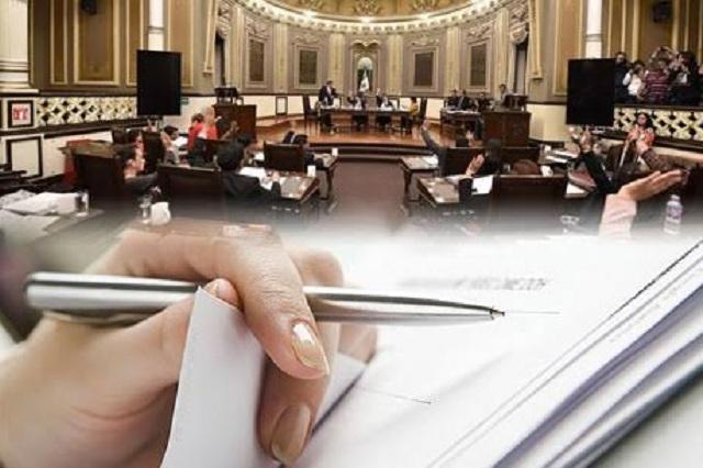 Chocan diputados hasta por desechamiento de iniciativas