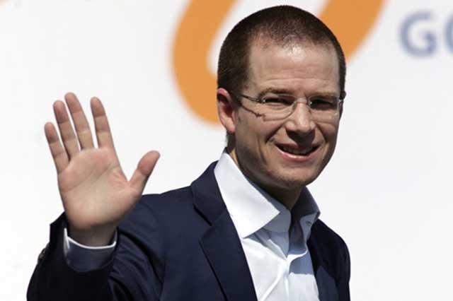 Ricardo Anaya denuncia que el gobierno alista otro ataque mediático en su contra