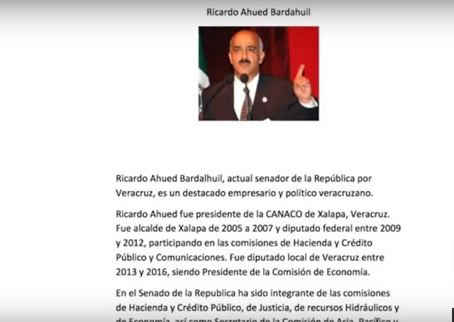 Ricardo Ahued es el nuevo administrador general de aduanas