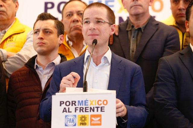 Ricardo Anaya promete salario mínimo de 190 pesos diarios