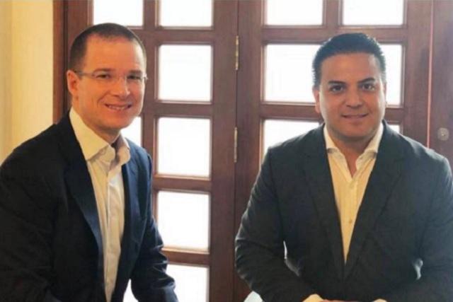 Ricardo Anaya no buscará la presidencia del PAN, dice Damián Zepeda