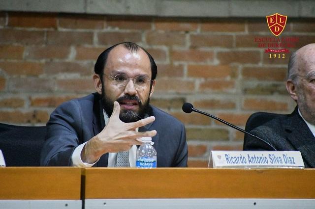 Rector de la Libre de Derecho respalda al juez que frenó Ley de Industria Eléctrica