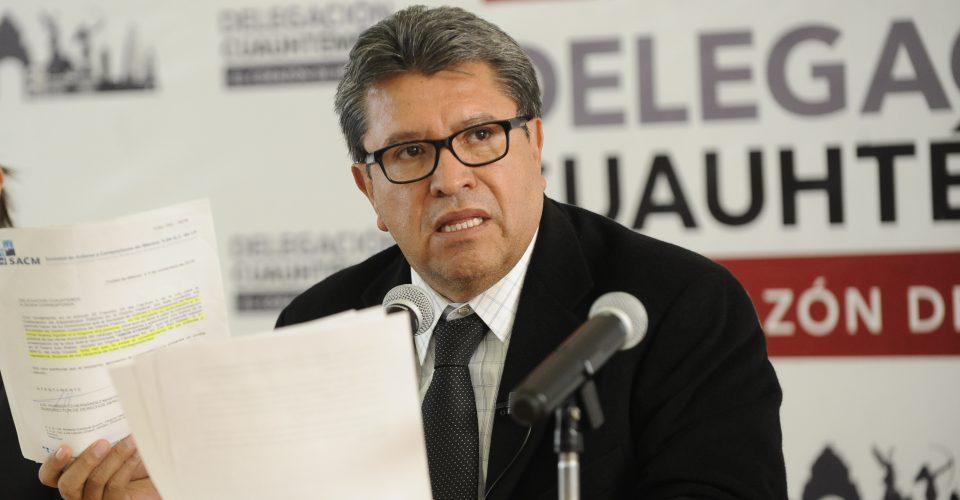 El PT apoyará a Ricardo Monreal para la CDMX 2018   e ...