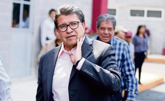 Monreal exige a Morena reponer la encuesta o consulta ciudadana