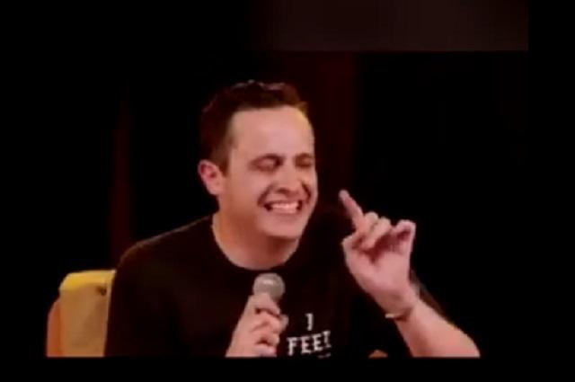 Video: Este es el chiste de Ricardo O'Farrill por el que lo destrozan en redes
